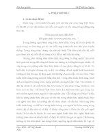 luận văn đại học sư phạm Những nội dung cơ bản của đề tài hình tượng con người trong điêu khắc, trang trí đình làng Việt