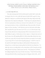 sáng kiến kinh nghiệm VẬN DỤNG HÌNH THỨC HOẠT ĐỘNG NHÓM VÀO TRONG PHÂN MÔN VĂN HỌC ĐỂ NÂNG CAO  TÍNH TÍCH CỰC CHO HỌC SINH THCS