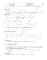 đề thi thử đại học số 8 của math.vn