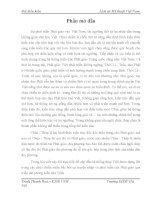 luận văn đại học sư phạm Lịch sử Mỹ thuật Việt Nam