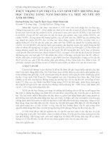 THỰC TRẠNG CẬN THỊ CỦA TÂN SINH VIÊN TRƯỜNG ĐẠI HỌC THĂNG LONG NĂM 2013-2014 VÀ MỘT SỐ YẾU TỐ ẢNH HƯỞNG