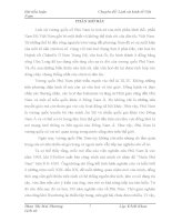 tiểu luận Bước đầu tìm hiểu về các giai đoạn nghiên cứu lịch sử vương quốc Phù Nam