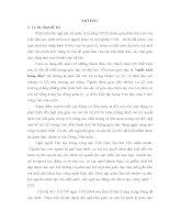 Biện pháp quản lý phát triển đội ngũ cán bộ quản lý trường THCS của Phòng Giáo Dục và Đào tạo huyện Cát Tiên, tỉnh Lâm Đồng