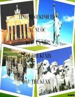 Bài 35: Các nước Anh, Pháp, Đức, Mĩ và sự bành trướng thuộc địa (Tiết 2)