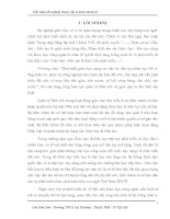 luận văn đại học sư phạm hà nội Xử lý tình huống trong quản lý giáo dục về vấn đề dạy thêm, học thêm tràn lan ở trường Tiểu học B -huyện Thạch Thất - TP Hà Nội