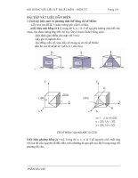 Bài tập và đáp án môn học vật liệu kỹ thuật điện - điện tử
