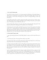 VỊ TRÍ CHỨC NĂNG TỔ CHUYÊN MÔN TRONG TRƯỜNG THCS-THPT