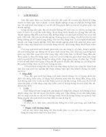 Đồ án Phân tích và thiết kế hệ thống quản lí bán hàng tại công ty điện thoại Long Nhật