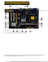 báo cáo thực hành cấu trúc máy tính