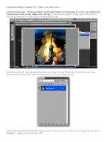 Hướng dẫn sử dụng Photoshop CS5 - Phần 3  Giới thiệu Layers