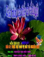 T57-THUC VAT BAO VE DAT VA NGUON NUOC (Thi GVGT)