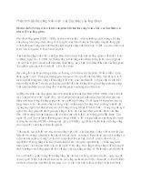Phân tích bài ba cống hiến vĩ đại của các mác ăng ghen