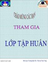 BAI GIANG TOAN 1-2-3