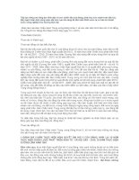 Báo cáo của BCHTW về các văn kiện trình Đại hội XI