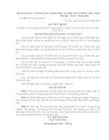 Quyết định 50/2003 - Ban hành chương trình môn Tiếng Anh và Tin học bậc tiểu học