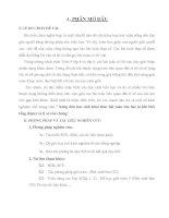 SÁNG KIẾN KINH NGHIỆM hướng dẫn học sinh khai thác bài toán tìm hai số khi biết tổng (hiệu) và tỉ số của chúng