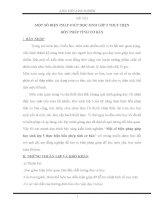 sáng kiến kinh nghiệm MỘT SỐ BIỆN PHÁP GIÚP HỌC SINH LỚP 5 THỰC HIỆN BỐN PHÉP TÍNH CƠ BẢN