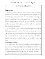 SÁNG KIẾN KINH NGHIỆM Các bài toán về số, chữ số và dãy số.