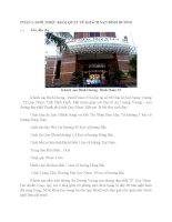 báo cáo thực tập khách sạn bình dương  binh đoàn 15