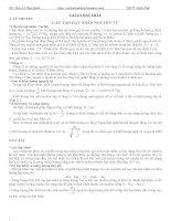 21 trang vat ly hat nhan luyen thi dh cuc hay