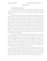 TIỂU LUẬN CUỐI KHOÁ NÂNG CAO NĂNG LỰC LÃNH ĐẠO VÀ SỨC CHIẾN ĐẤU CỦA ĐẢNG BỘ THỊ TRẤN MINH TÂN ĐÁP ỨNG YÊU CẦU NHIỆM VỤ CÁCH MẠNG HIỆN NAY