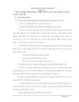 MỘT SỐ BIỆN PHÁP PHÁT TRIỂN NGÔN NGỮ CHO TRẺ 4-5 TUỔI