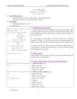 Giáo án 12 cai cach