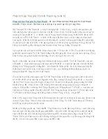 Phân tích bài thái phó tô hiến thành ngữ văn 10