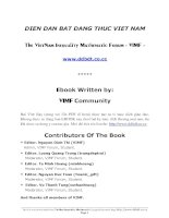 Bat Dang Thuc Trong Ky Thi HSG THPT-2008-VIF
