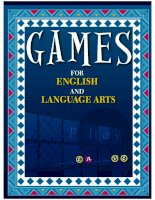 Game for English and Language Art