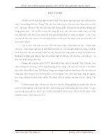SKKN Một số kinh nghiệm giúp học sinh viết bài văn nghị luận văn học lớp 9