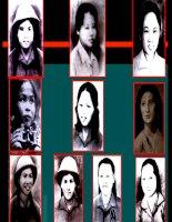 Hình ảnh 10 cô gái Ngã Ba Đồng Lộc