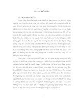luận án tiến sĩ Xác định hệ thống khái niệm trong nội dung sách giáo khoa Địa lý 11 (Chương trình Địa lý THPT nước cộng hoà dân chủ nhân dân Lào).
