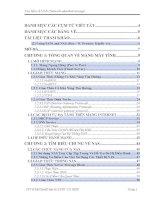 đồ án công nghệ thông tin Xây dựng website giới thiệu và bán sàn gõ trên nền CMS Drupal
