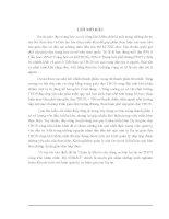 THỰC TRẠNG QUẢN LÝ ĐẦU TƯ XÂY DỰNG CƠ BẢN TẠI DỰ ÁNTHCS VÙNG KHÓ KHĂN NHẤT, BỘ GD- ĐT