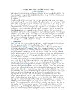 THUYẾT MINH về DANH LAM THẮNG CẢNH VỊNH hạ LONG