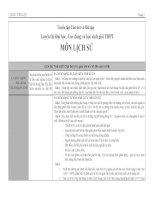 Tuyển tập câu hỏi và bài tập luyện thi đại học môn lịch sử
