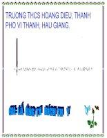 Bai 35 Khai quat Chau Mi