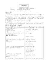 Giáo án chuẩn KTKN_KNS lớp 5 tuần 26-30