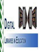 Phần mềm quản lí Thư viện trường học