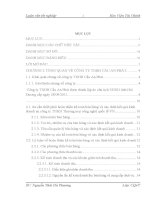 Kế toán bán hàng và xác định kết quả kinh doanh tại Công ty TNHH Cầu An Phát