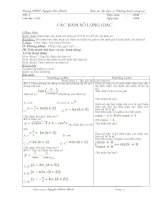 2H GIAO AN TU CHON 11 NANG CAO (HOC KY 1).doc