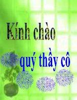 TAI LIEU TAP HUAN SDNLTK&HQ (KHOA HOC)