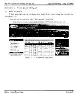 Tìm hiểu và phát triển ứng dụng tra cứu thông tin tầu - xe trên thiết bị di động sử dụng hệ điều hành Andoid.PDF