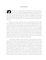 luận văn kinh tế luật Giải pháp tăng cường quản lý thuế Giá trị gia tăng đối với hộ kinh doanh cá thể tại Chi cục Thuế huyện Sốp Cộp - Tỉnh Sơn La