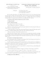 Thủ tục đăng ký, xét tuyển, lịch thi ĐH, CĐ năm 2011