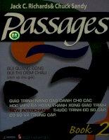 Passages, Book 2. Jack C. Richards, Chuck Sandy