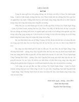 báo cáo thực tập tại Ngân hàng Công Thương Bình Định – phòng Giao dịch Nguyễn Huệ
