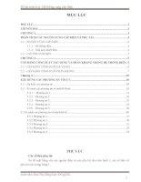 Đồ án môn học Hệ thống cung cấp điện 2 nguồn 9 phụ tải ( đai học điện lực )