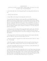CHƯƠNG VII ĐƯỜNG LỐI XÂY DỰNG PHÁT TRIỂN NỀN VĂN HOÁ VÀ GIẢI QUYẾT CÁC VẤN ĐỀ XÃ HỘI